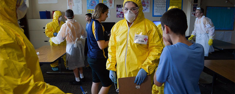 Infectious Disease Outbreak Sarasota Military Academy